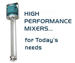 High Shear Mixers India
